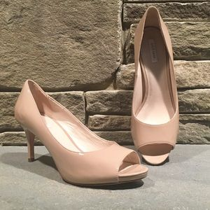 Just In! Cole Haan Bethany Peep Toe Pump